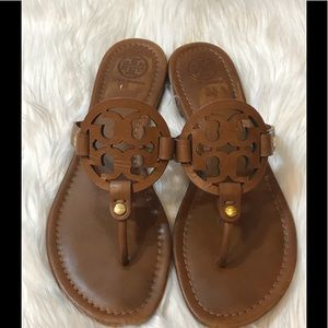 🎉Tory Burch Miller Sandals Size 8🎉